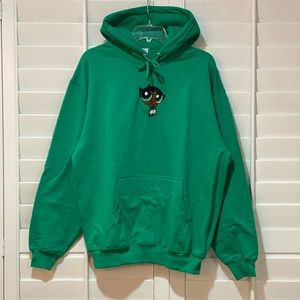 Tops - Embroidered Melanated Buttercup Hoodie